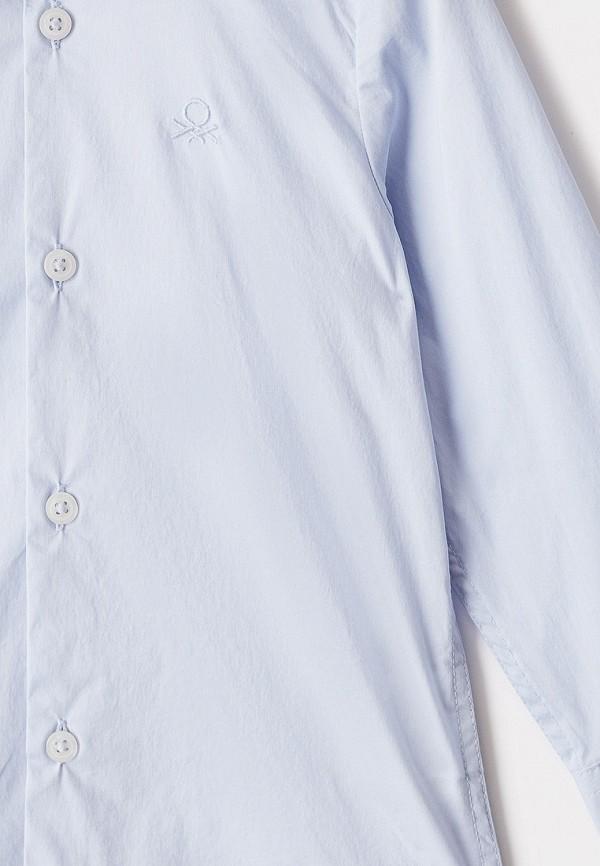 Рубашка для мальчика United Colors of Benetton 5AWR5QEU0 Фото 3