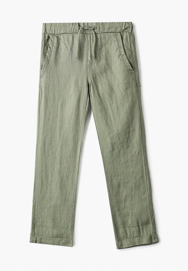 брюки united colors of benetton для мальчика, хаки