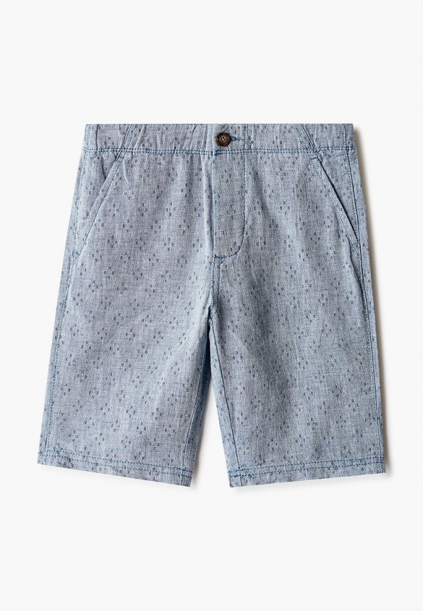 шорты united colors of benetton для мальчика, голубые