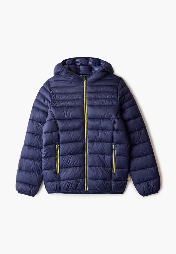 Куртка для мальчика утепленная United Colors of Benetton 2BA253J60