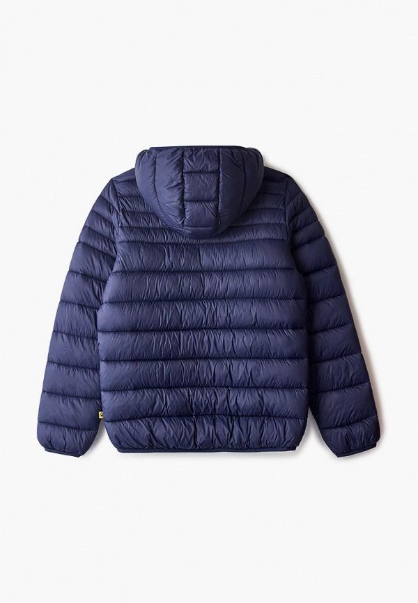 Куртка для мальчика утепленная United Colors of Benetton 2BA253J60 Фото 2