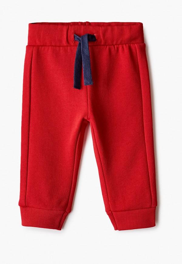 спортивные брюки united colors of benetton для мальчика, красные