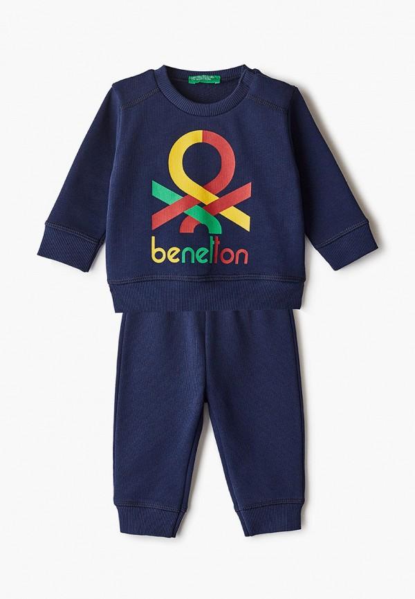 Костюм для новорожденного спортивный United Colors of Benetton 3J70Z11PX