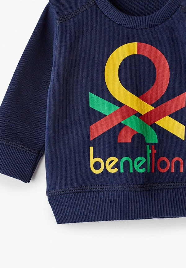 Костюм для новорожденного спортивный United Colors of Benetton 3J70Z11PX Фото 3
