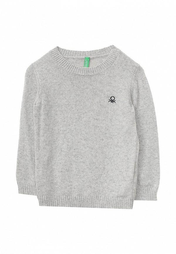 Купить Джемпер United Colors of Benetton, un012ebkug33, серый, Осень-зима 2018/2019