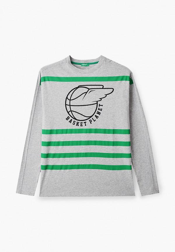 Лонгслив для мальчика United Colors of Benetton 3096C152E