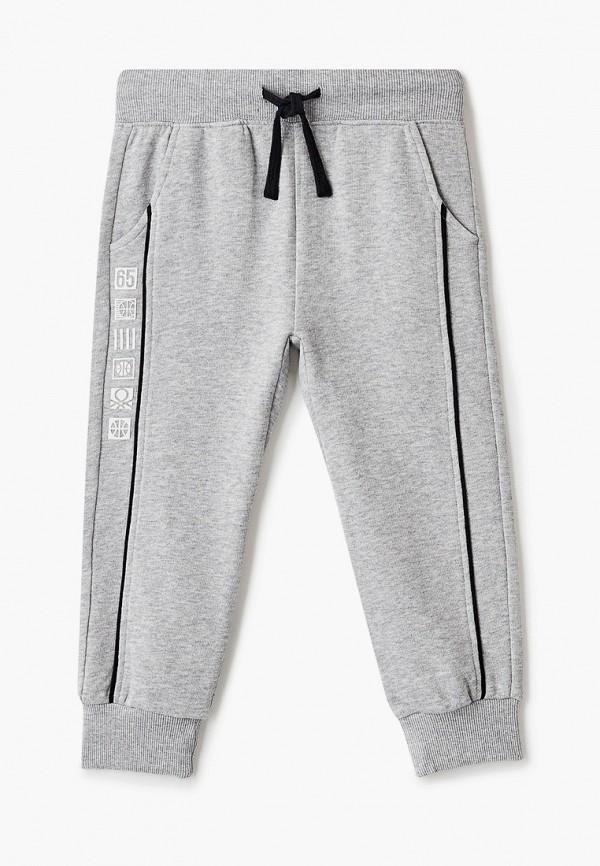 спортивные брюки united colors of benetton для мальчика, серые