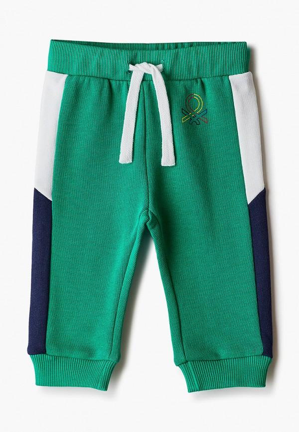 спортивные брюки united colors of benetton для мальчика, зеленые