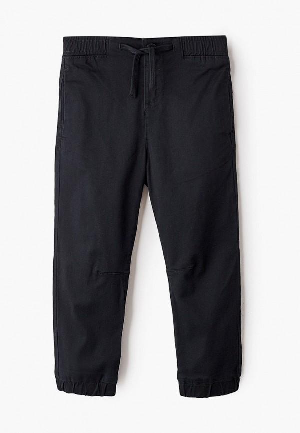 брюки united colors of benetton для мальчика, черные