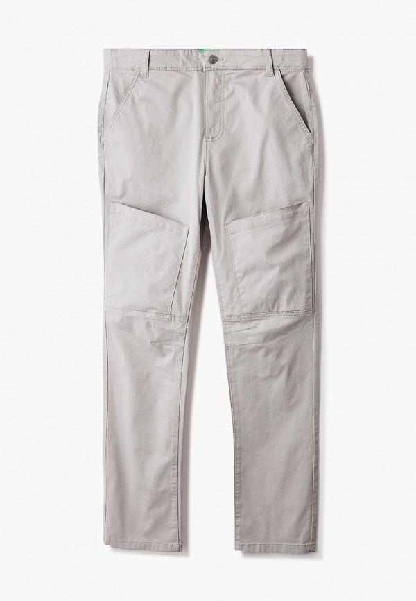 брюки united colors of benetton для мальчика, серые