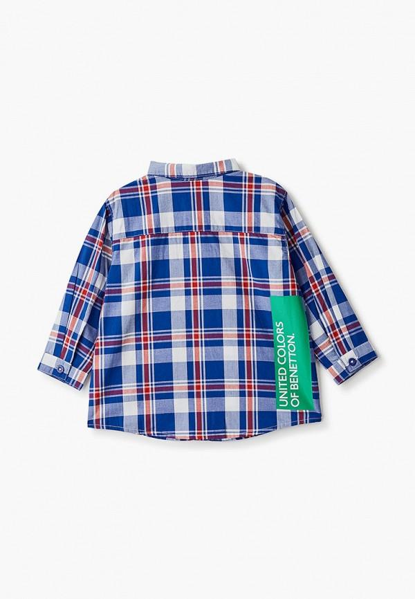 Рубашка для мальчика United Colors of Benetton 5DU65QKC0 Фото 2