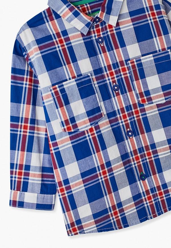 Рубашка для мальчика United Colors of Benetton 5DU65QKC0 Фото 3