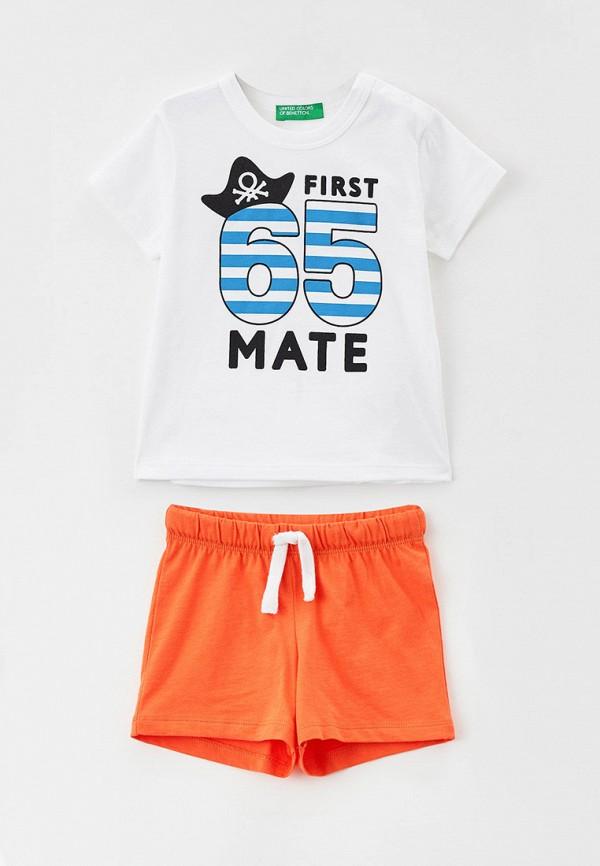 Костюм спортивный для мальчика United Colors of Benetton 3096Z11RY