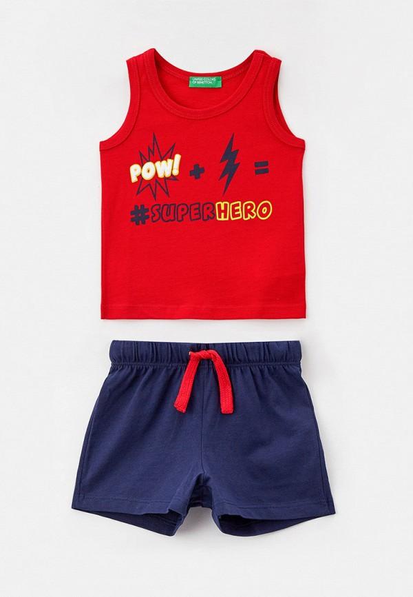Костюм спортивный для мальчика United Colors of Benetton 3096Z8296