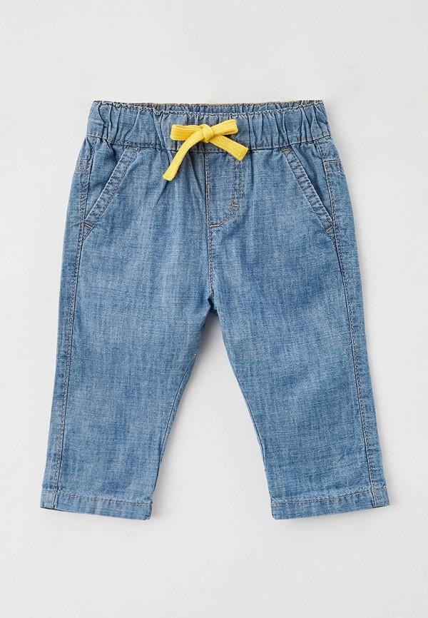 брюки united colors of benetton для мальчика, голубые