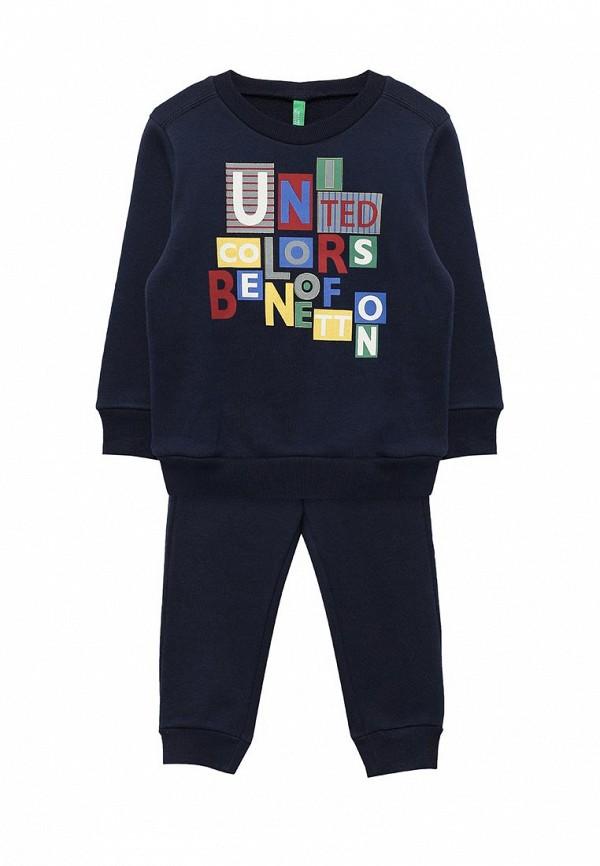 Костюм спортивный United Colors of Benetton United Colors of Benetton UN012EBVWY22 benetton benetton be003ewijm11