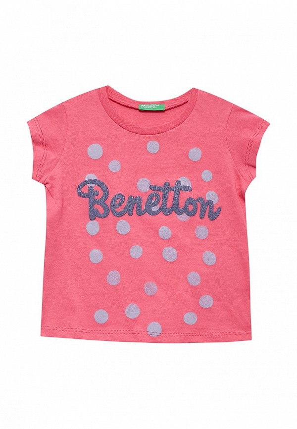 Футболка United Colors of Benetton United Colors of Benetton UN012EGABMQ4 футболка united colors of benetton united colors of benetton un012emacco0