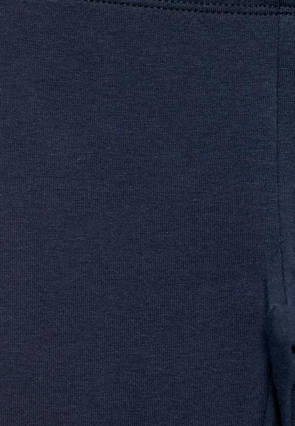 Фото 3 - Леггинсы United Colors of Benetton синего цвета