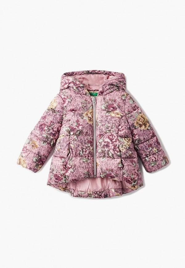 купить Куртка утепленная United Colors of Benetton United Colors of Benetton UN012EGBYGR0 по цене 2999 рублей