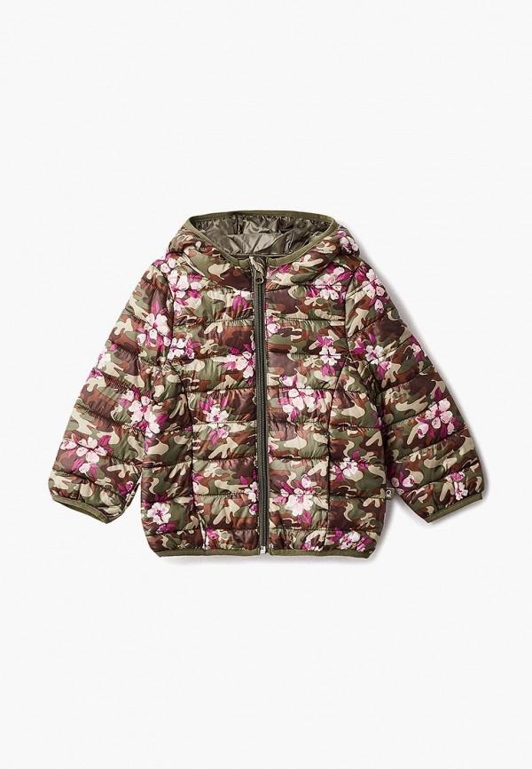купить Куртка утепленная United Colors of Benetton United Colors of Benetton UN012EGBZZG5 по цене 3299 рублей