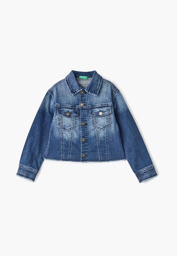 Куртка джинсовая United Colors of Benetton (2AC653FD0)