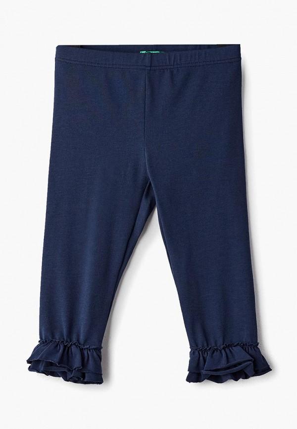 леггинсы united colors of benetton для девочки, синие