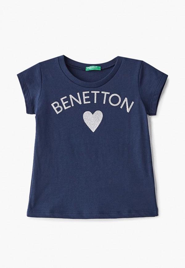 Фото - Футболка United Colors of Benetton United Colors of Benetton UN012EGDXJW0 плавки united colors of benetton united colors of benetton un012ewacdk6