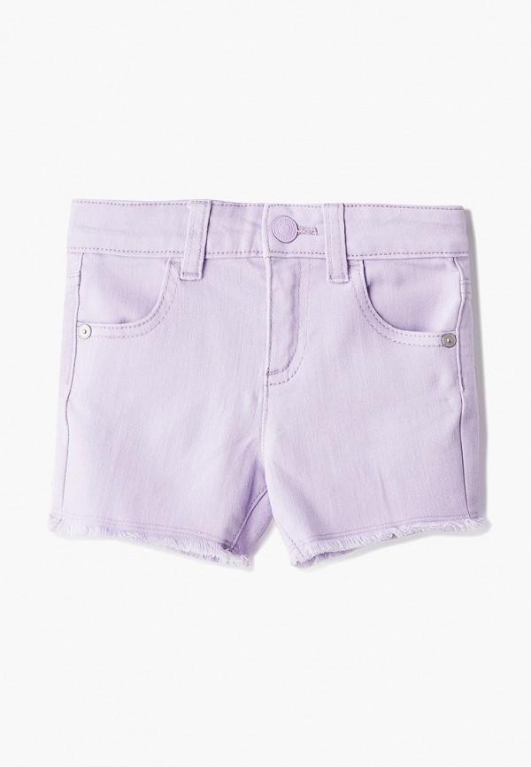 шорты united colors of benetton для девочки, фиолетовые
