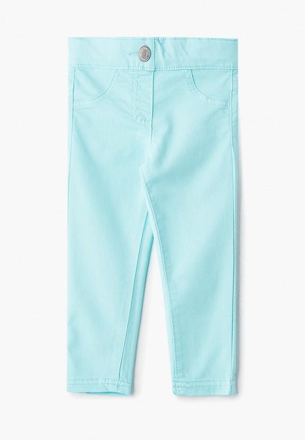 леггинсы united colors of benetton для девочки, голубые