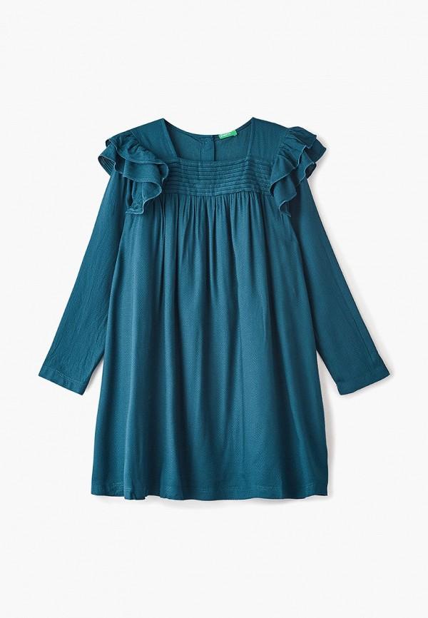 цены Платье United Colors of Benetton United Colors of Benetton UN012EGFUNV0
