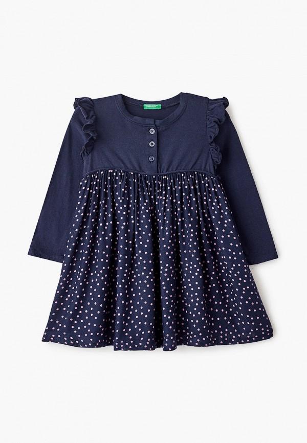 купить Платье United Colors of Benetton United Colors of Benetton UN012EGFUNV8 дешево