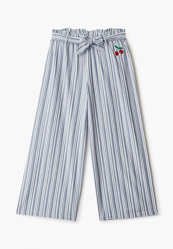 брюки united colors of benetton для девочки, серые