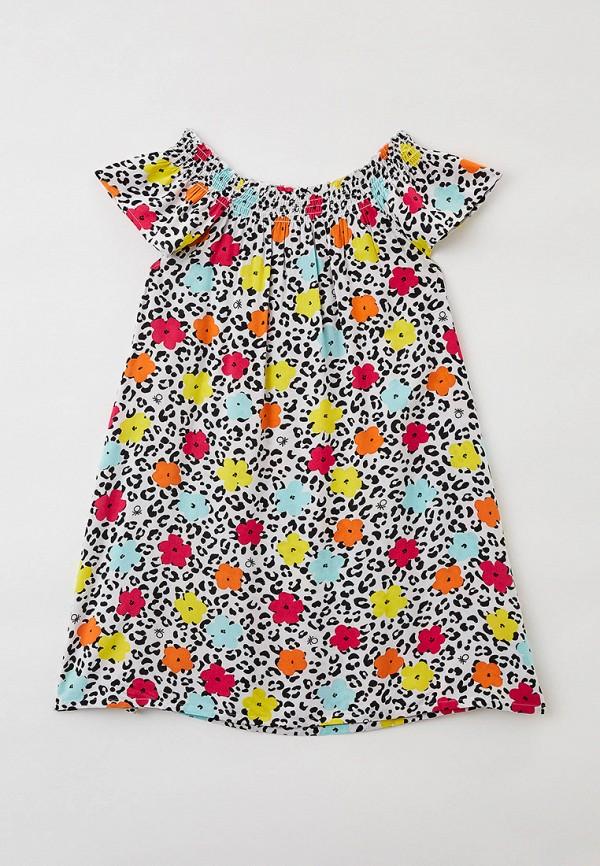 Платья для девочки United Colors of Benetton 4JDB5VF00 Фото 2