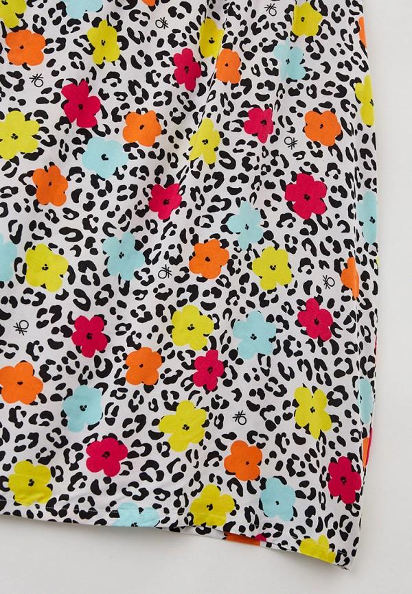 Платья для девочки United Colors of Benetton 4JDB5VF00 Фото 3
