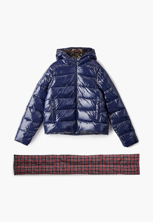 Куртка для девочки утепленная United Colors of Benetton 2HO353J90