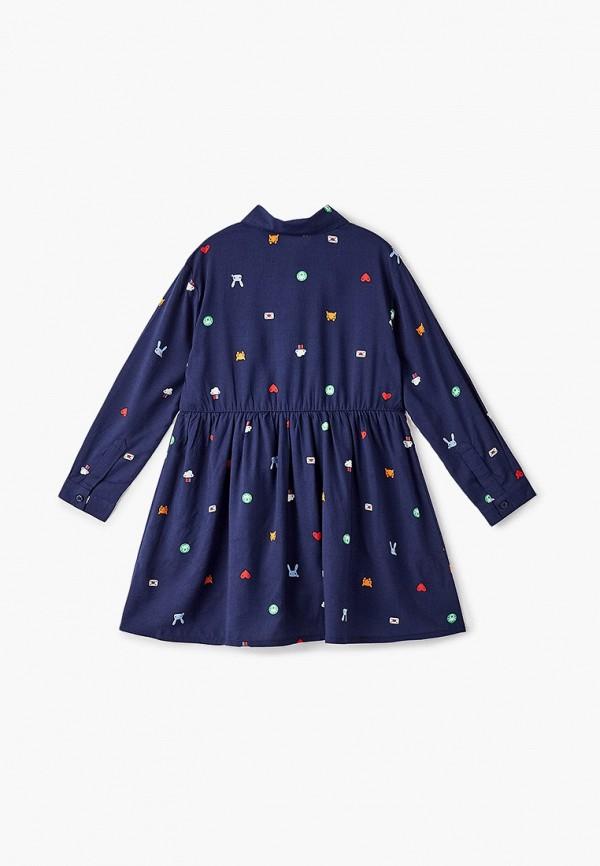 Платья для девочки United Colors of Benetton 4AH05VE20 Фото 2