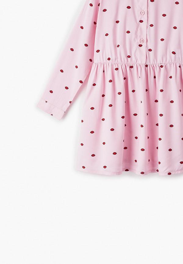 Платья для девочки United Colors of Benetton 4AH05VE20 Фото 3