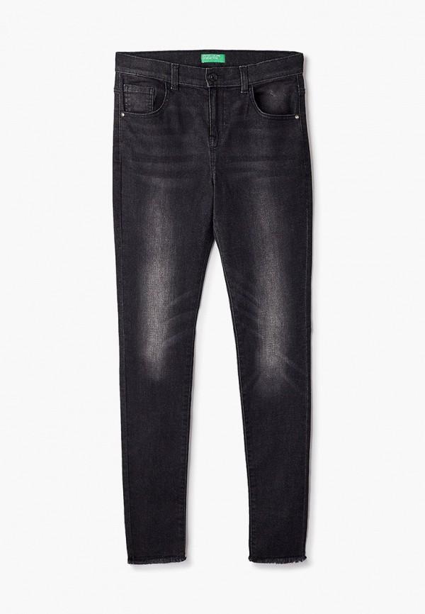джинсы united colors of benetton для девочки, черные