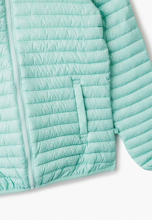 Куртка для девочки утепленная United Colors of Benetton 23DJ53MQ0 Фото 3