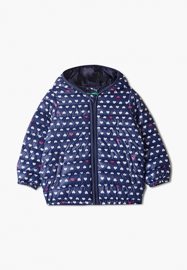 Куртка для девочки утепленная United Colors of Benetton 23DJ53N00