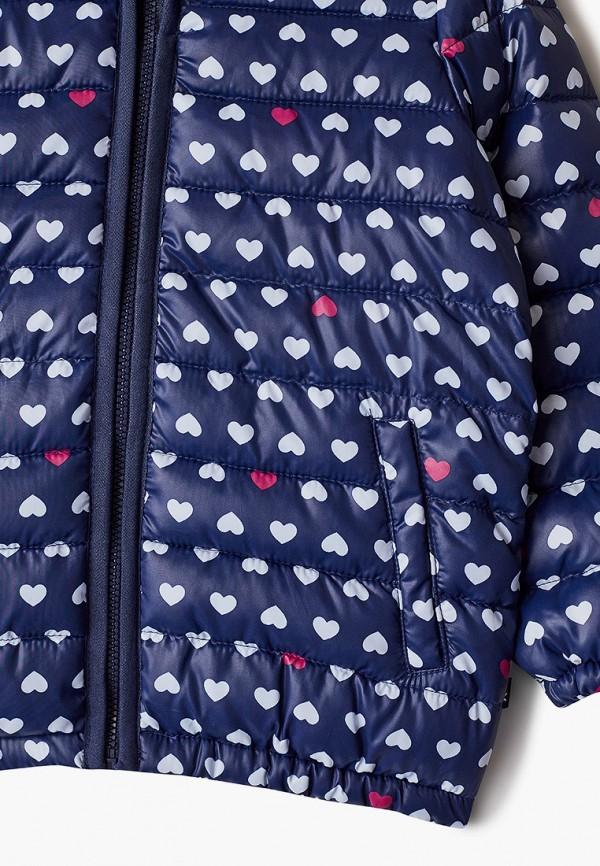 Куртка для девочки утепленная United Colors of Benetton 23DJ53N00 Фото 3
