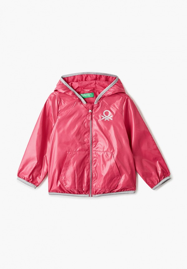 Ветровка для девочки United Colors of Benetton 2EO053HI0