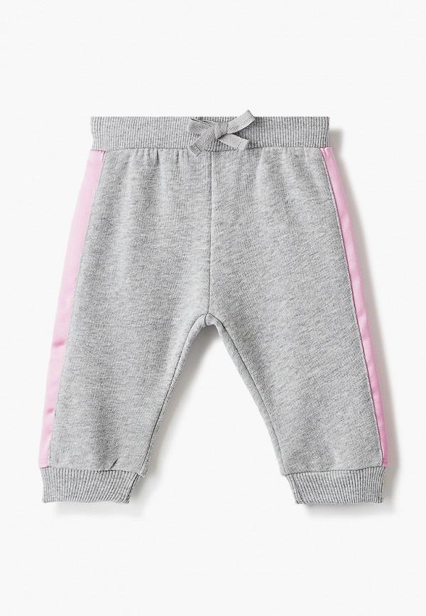 спортивные брюки united colors of benetton для девочки, серые