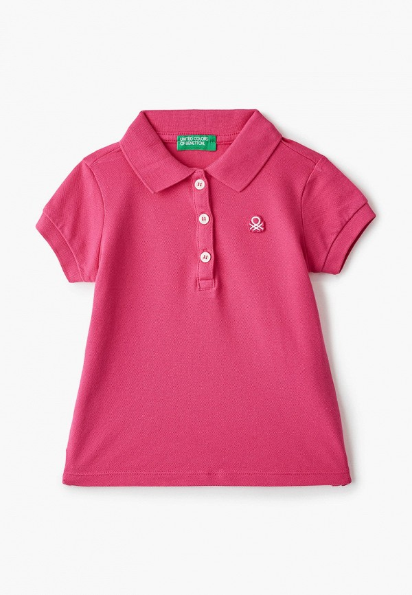 Поло для девочки United Colors of Benetton 3WG9C3092