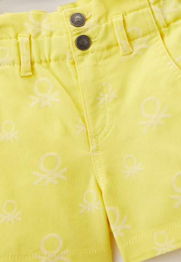 Шорты для девочки United Colors of Benetton 445W59GL0 Фото 3