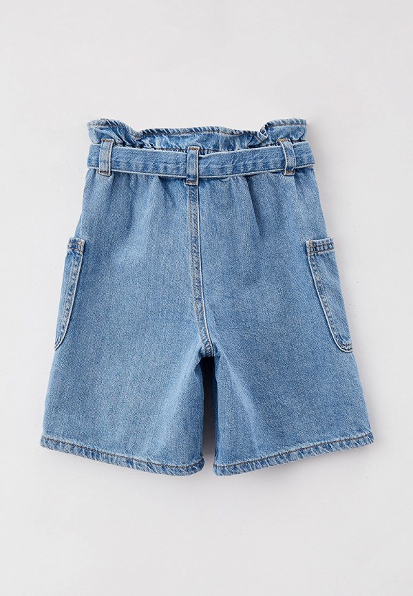 Шорты для девочки джинсовые United Colors of Benetton 4DUY59GB0 Фото 2