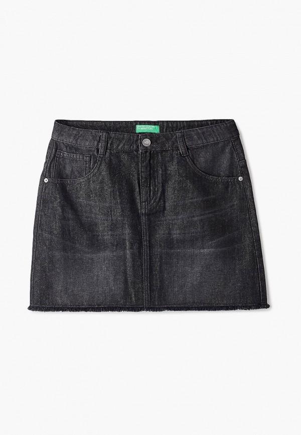 Юбка для девочки джинсовая United Colors of Benetton 4DW2509N0