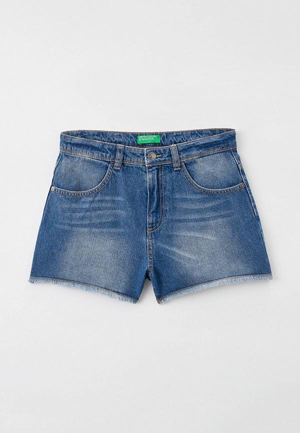 Шорты для девочки джинсовые United Colors of Benetton 4DW259GT0
