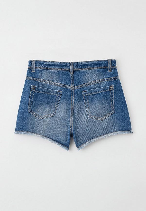Шорты для девочки джинсовые United Colors of Benetton 4DW259GT0 Фото 2