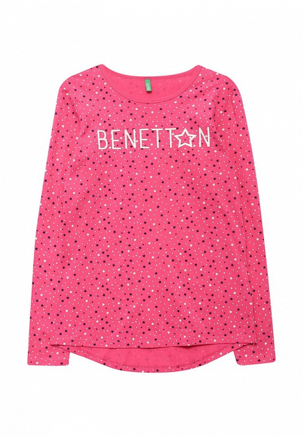Лонгслив United Colors of Benetton United Colors of Benetton UN012EGVWX41 цена
